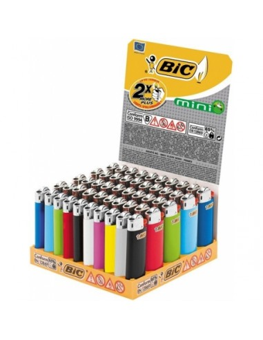 Bic Mini J25 Piccolo Colori Assortiti...