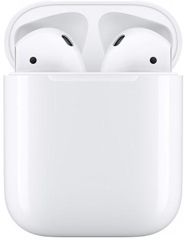 Apple Auricolari AirPods 2 + Custodia...