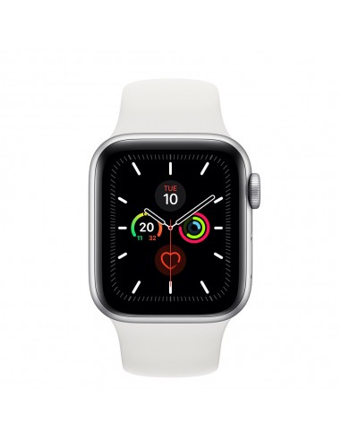 Apple Watch Serie 5 GPS 40mm Silver...