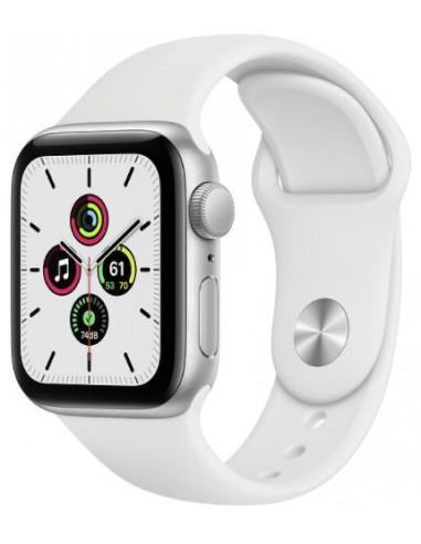 Apple Watch SE GPS 40mm Silver...