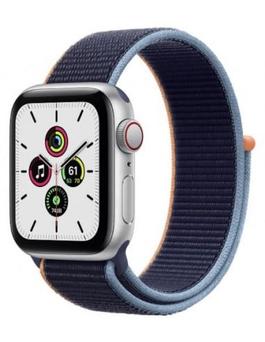 Apple Watch SE GPS+Cell 40mm Silver...