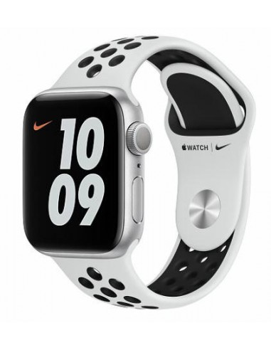 Apple Watch Nike SE GPS 44mm Silver...