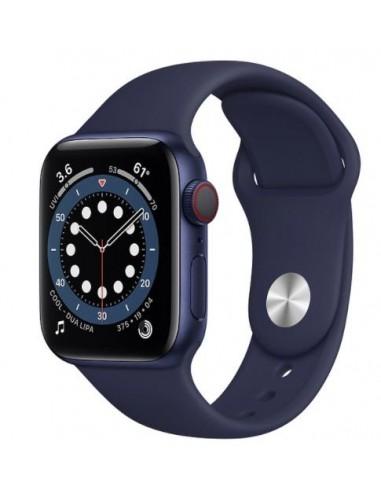 Apple Watch Serie6 GPS+Cell40mm Blue...