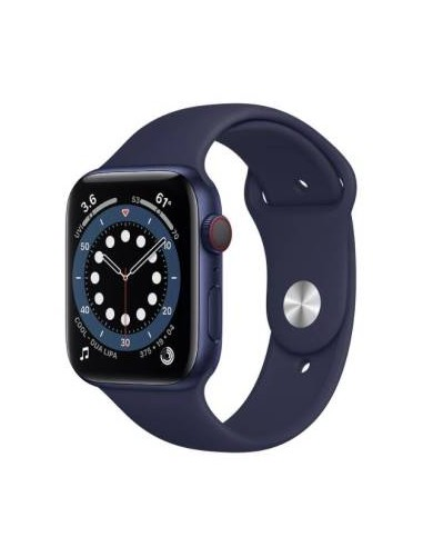 Apple Watch Serie6 GPS+Cell44mm Blue...
