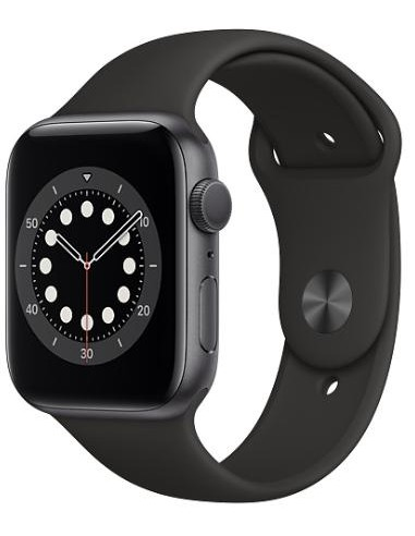 Apple Watch Serie6 GPS 44mmSpace Gray...