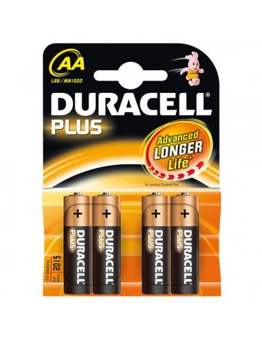 Duracell Plus power Duralock Alcaline...
