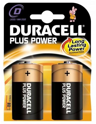 Duracell Plus Power Alcaline Torcia D...