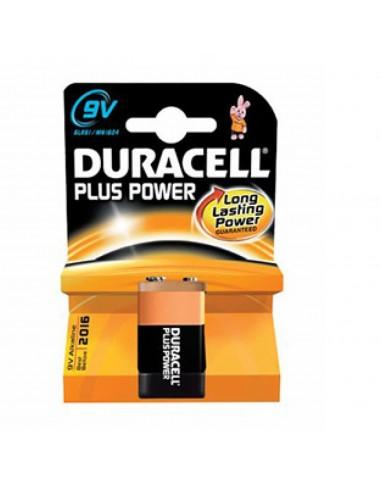Duracell Plus Alcalina Transistor 9V...