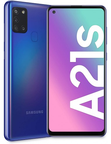 "Samsung Galaxy A21s 3+32GB 6.5"" Blue..."