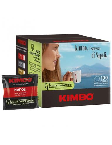 Caffè Kimbo Espresso Napoli Box da...