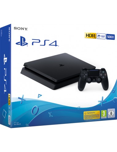 PS4 Console 500GB F Chassis Slim...