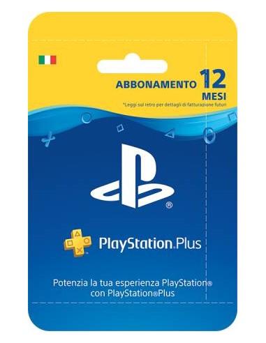 PlayStation Plus Card Hang...