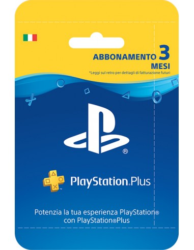 PlayStation Plus Card Hang...
