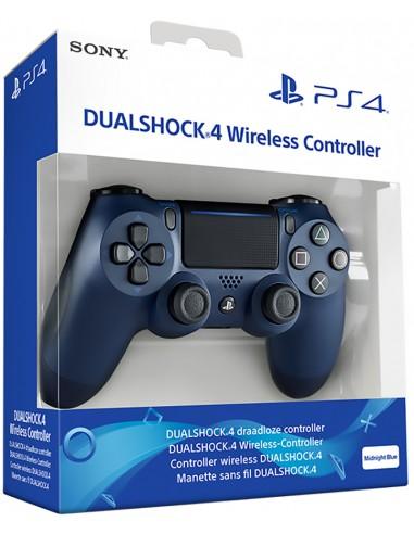 PS4 Dualshock 4 Midnight Blue V2