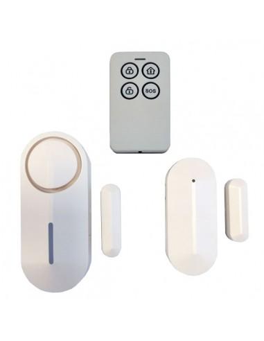 Allarme porte e finestre wireless +...