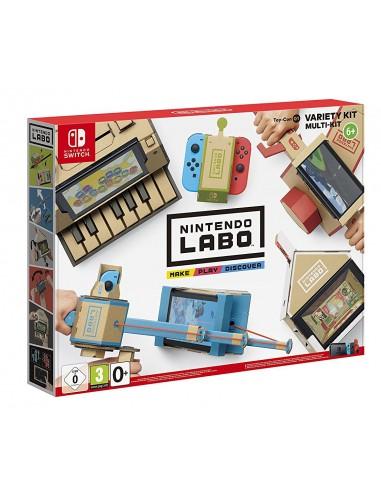 NINTENDO Switch LABO Toy-Con: Kit...