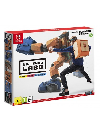NINTENDO Switch LABO Toy-Con: Kit Robot