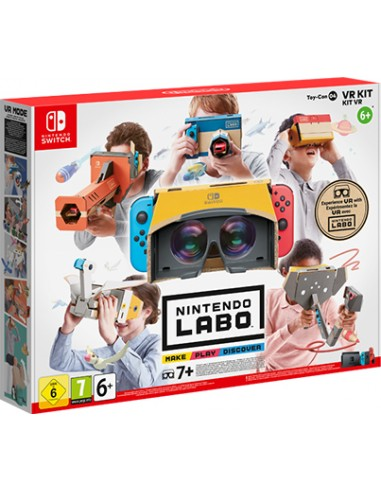 NINTENDO Switch LABO Toy-Con: Kit VR...