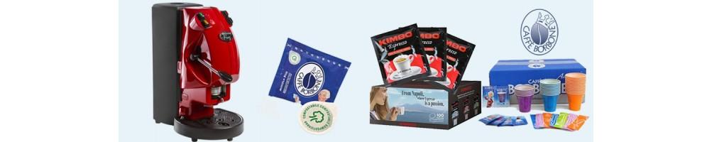 Cialde e Capsule di caffè - Macchine da caffè